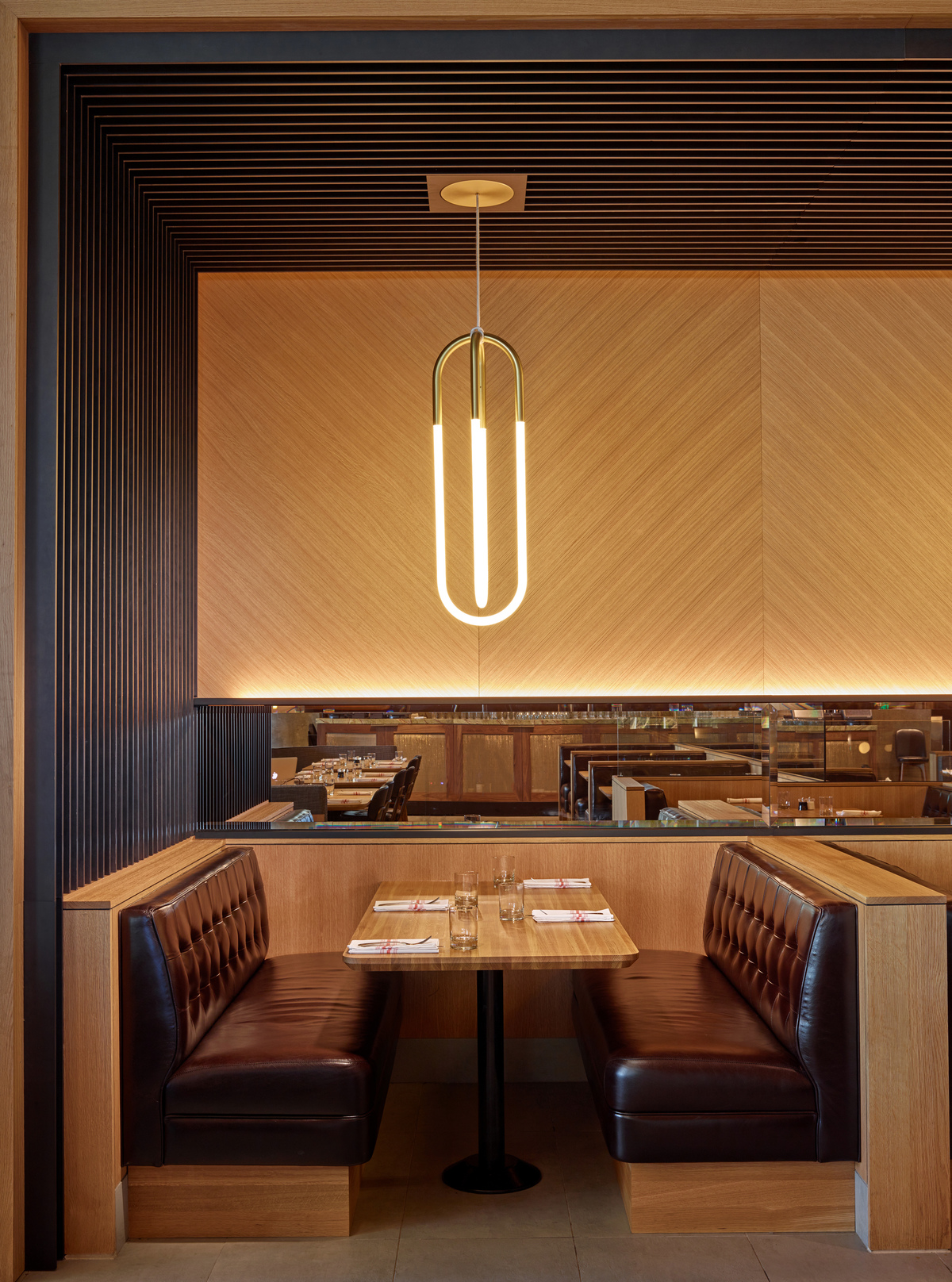 Custom Lighting, Earls Tysons