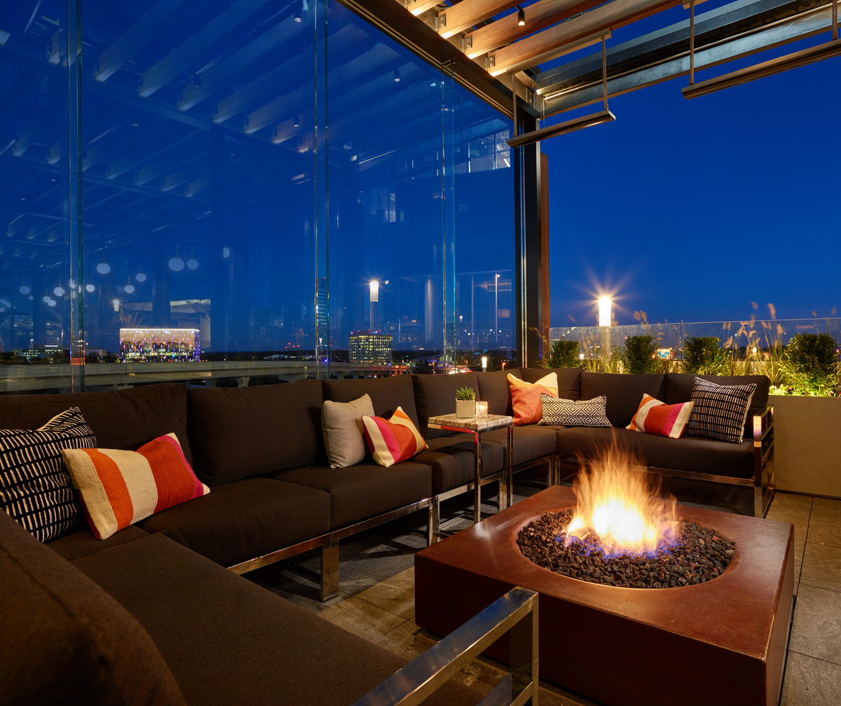 Back Patio, Earls Tysons