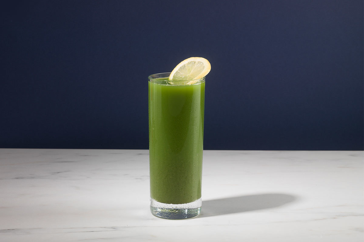 The Green Juice